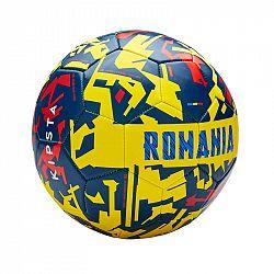 KIPSTA Futbalová Lopta Rumunsko V5