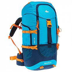 QUECHUA Detský Batoh Mh500 40 L Modrý